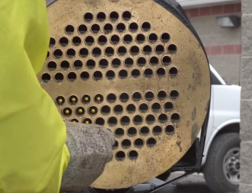 Hogyan kell tisztítani a hőcserélőt és a kondenzátorcsöveket?